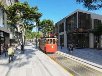 сакария ностальгиялык трамвай тендери коронавирустун үстүнө коюлду