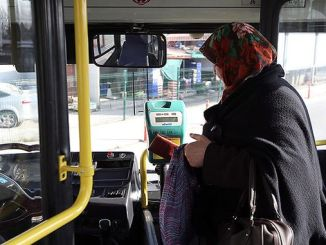 mourning free transportation application stopped in sakarya