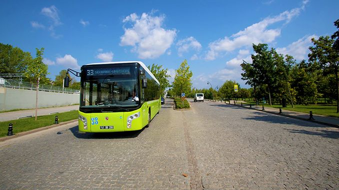 ulasimpark upgraded its transportation service to new levels with new lines