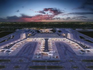 airport plans suspended