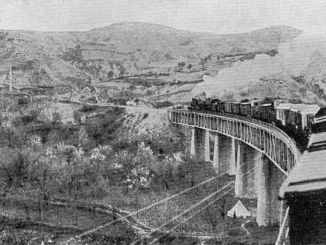 Железопътна линия до Багдад