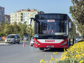 The Increase in the Number of Public Transport Users in Izmir Caused Anxiety