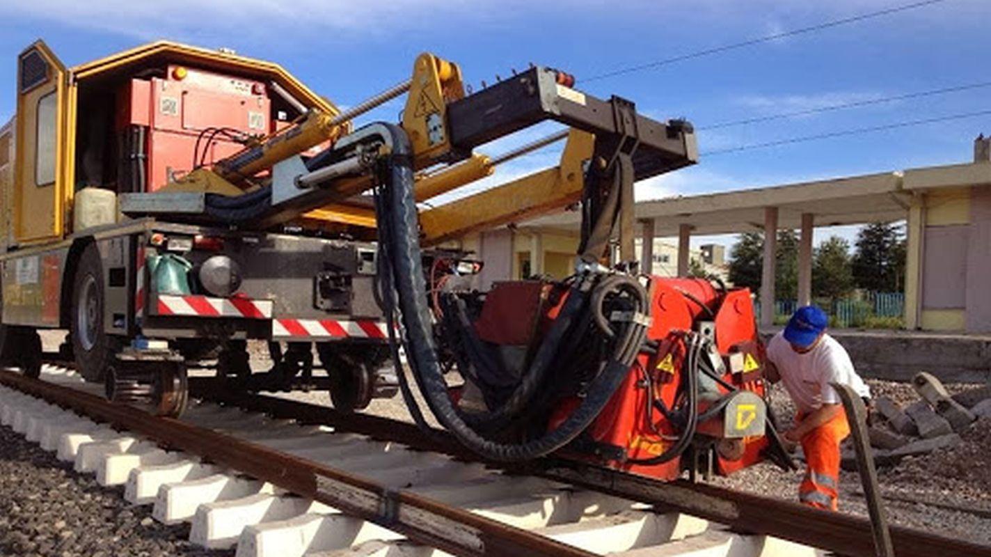 TCDD Eskişehir Обяви за ремонт и поддръжка на железопътната линия