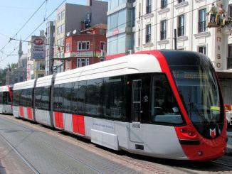 Трамвай и въжена линия идва към Трабзон Сурмен
