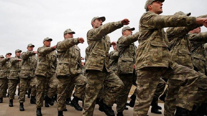 the victimization of the dhmi and tcdd personnel returned from the military