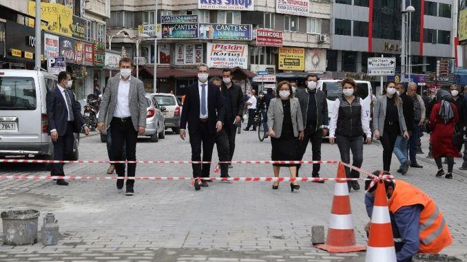 præsident sahin karsikaya tunnel vil være færdig så hurtigt som muligt
