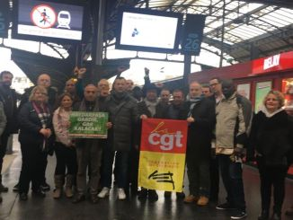 bts cgt attended nancy convention as a guest of railway workers union