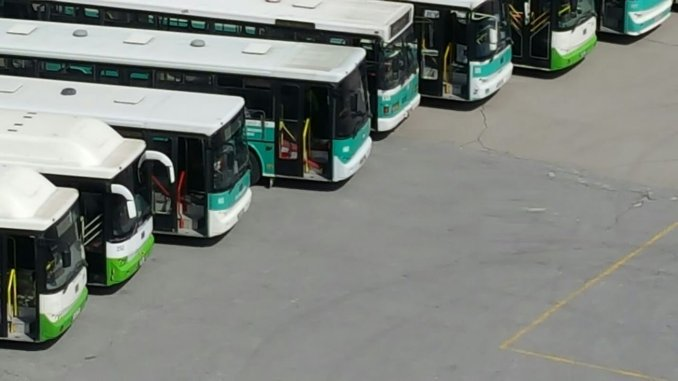 million TL support for public buses from the big city
