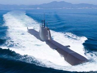 critical delivery for submarine submarine