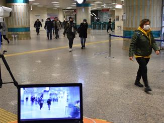 ibb places thermal cameras in subway stations