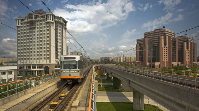 The covit test of the imamoglu metro driver is positive, the street is out of order.
