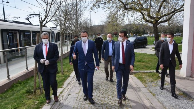imamoglu met with the heroes of transportation