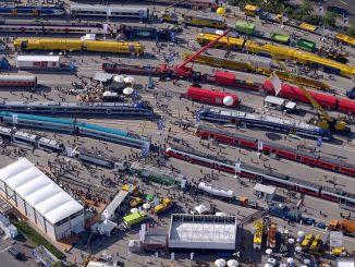 innotrans jernbanemesse udsat