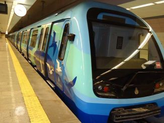 Istanbul airport subway car tender result