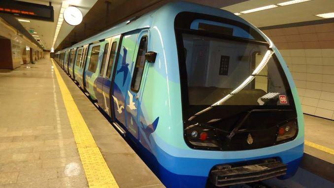 Результат тендеру на вагоні метро Аеропорт Стамбула
