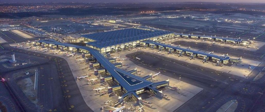 istanbul havalimani tam kapasitede ilk yilini tamamladi