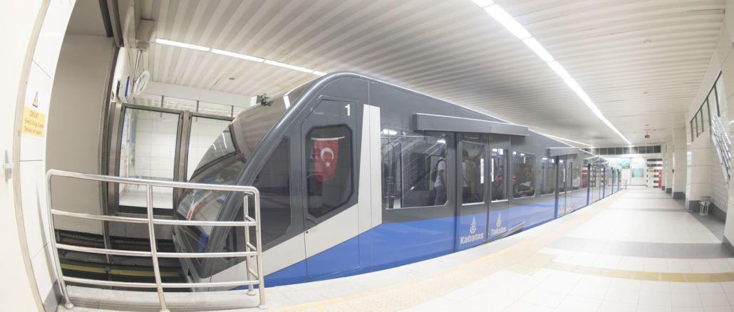 istanbulda funikuler ve nostaljik tramvay seferleri durduruluyor