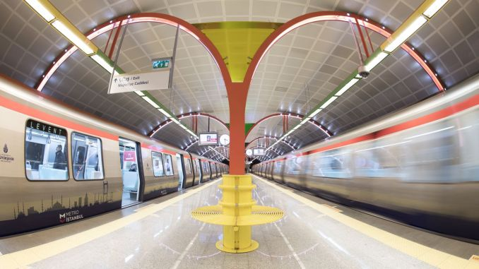 Last hours of all subway lines extended in Istanbul
