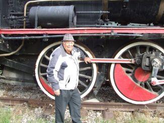последният механик Нунир Невин тръгна на безкрайно пътешествие