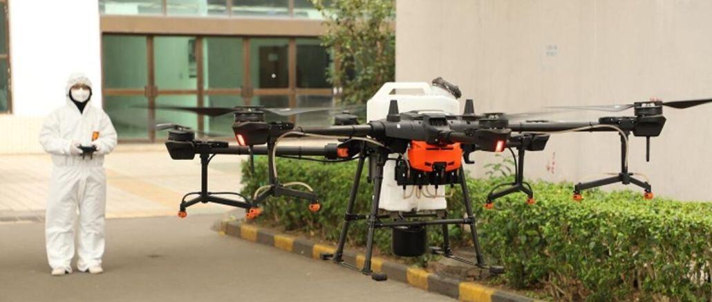 tibbi malzeme teslimatinin en hizli etkili ve temassiz yolu dronlar