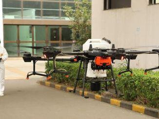 Ang mga drone ang pinakamabilis at epektibong paraan upang maihatid ang mga medikal na gamit