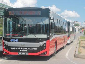 Supporto carburante per autobus pubblici privati