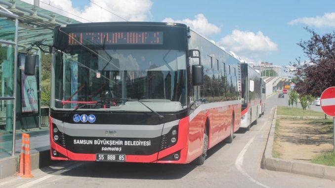 Özel Halk Otobüslerine Yakıt Desteği