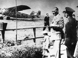turk hava kurumu turk tayyare cemiyeti kuruldu