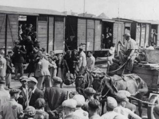 Поездҳои Ҳолокост