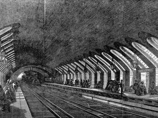 Metropolitan Underground Railway