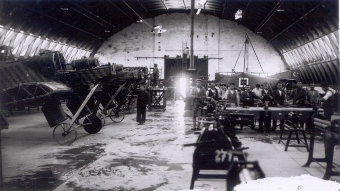 Motor Factory Was Established