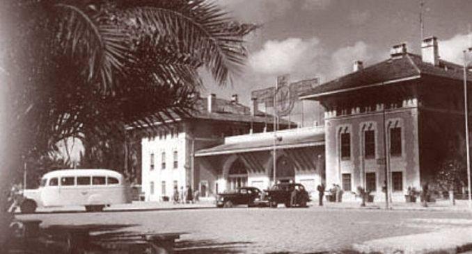 adana train station history