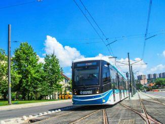 Проведено тендер на переміщення трансформатора на трамвайній лінії аккарай.