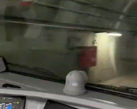 anadoludan gelen ilk yurt ici yuk treni marmaraydan gecti hd original