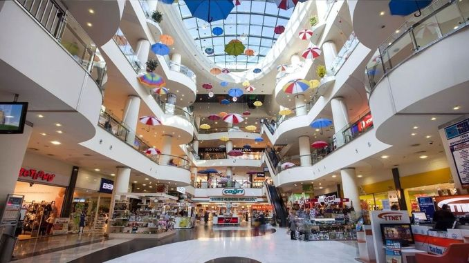 Corona setting to shopping malls will not be the same as before