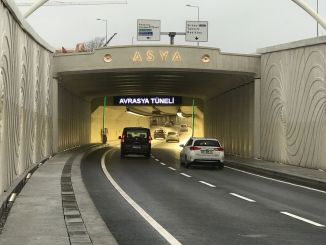 Eurasia Tunnel's 3-Year Vehicle Warranty Pass Fee Will Be Paid In 1 Year