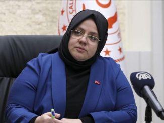 Minister Selcuk Bin, we hebben de familie van ons kind voorzien om terug te keren