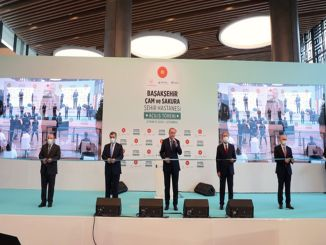 basaksehir cam and sakura city hospital opened