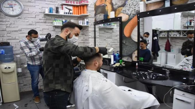 How will the working system of barbers and hairdressers be