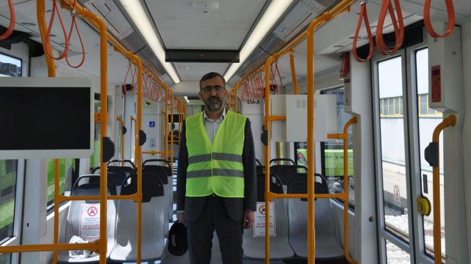 The mass transportation that is hit by the epidemic in Bursa will not be the same as before.