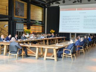 cesme project evaluation meeting was held