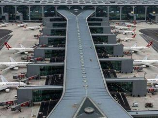 đại dịch của covid đã biến các sân bay của nó thành những thị trấn ma