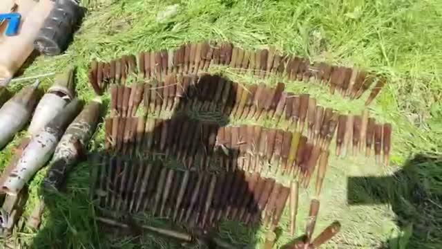 cukurca and weekly ammunition belonging to pkkya was seized dvd original