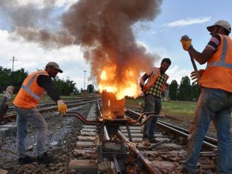 happy labor and solidarity day of railway workers