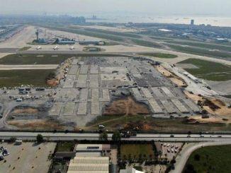 Опис злітно-посадкових смуг аеропорту Дміден Ататюрк