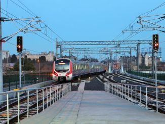 Domestic cargo transportation starts from marmaray