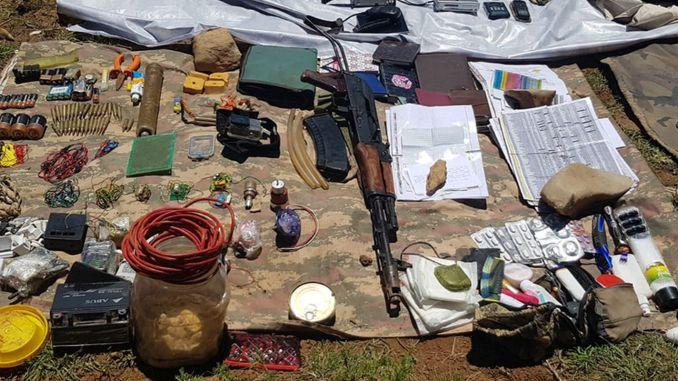 Ο τρομοκράτης, του οποίου η γκρίζα λίστα βρίσκεται στα διδακτορικά βουνά, είναι απενεργοποιημένη