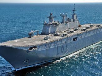 tàu sân bay quốc gia thứ hai tcg trakya sẽ được sản xuất theo yêu cầu