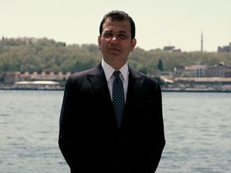 imamoglu traveled the bandirma ferry