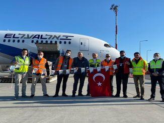 بدأت شركات الطيران الإسرائيلية العال في نهاية تركيا